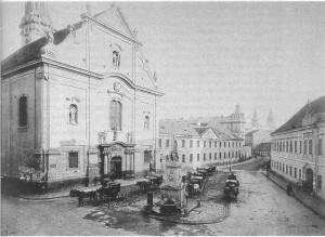 Ferenciek_tere_1870